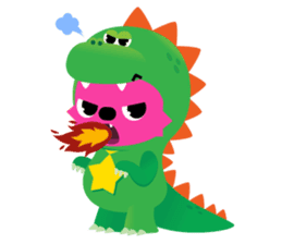 PINKFONG sticker #12792104