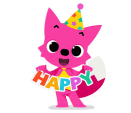 PINKFONG sticker #12792108