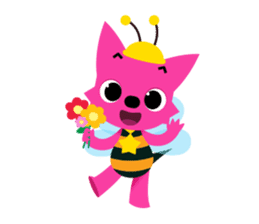 PINKFONG sticker #12792114
