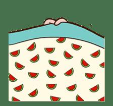 Pink Rabbit Animated sticker #12798937