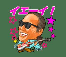 Mr.Rock'n Roll sticker #12801170