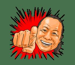Mr.Rock'n Roll sticker #12801178
