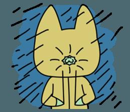 Midori no Neko sticker #12805803