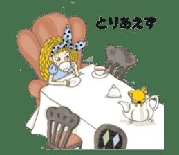 Fantasy Forever Alice sticker #12808454