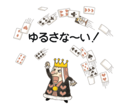Fantasy Forever Alice sticker #12808458