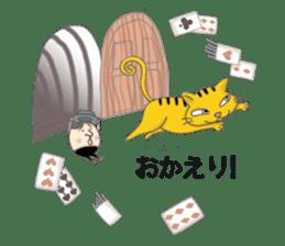 Fantasy Forever Alice sticker #12808462