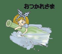 Fantasy Forever Alice sticker #12808463