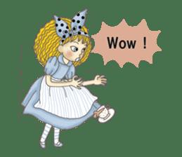 Fantasy Forever Alice sticker #12808475
