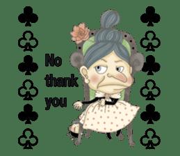 Fantasy Forever Alice sticker #12808477
