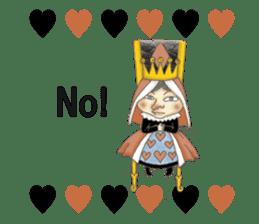 Fantasy Forever Alice sticker #12808486