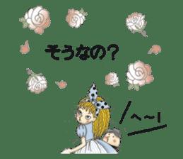 Fantasy Forever Alice sticker #12808489