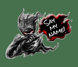 Zoltaxian2 sticker #12809030