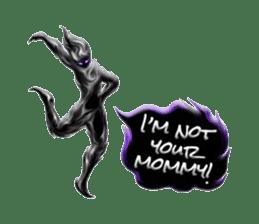 Zoltaxian2 sticker #12809036