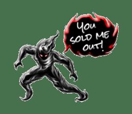 Zoltaxian2 sticker #12809049
