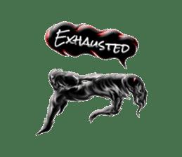 Zoltaxian2 sticker #12809055