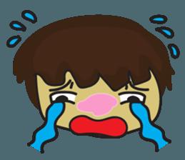 Nu cha Q Emotion sticker #12811233