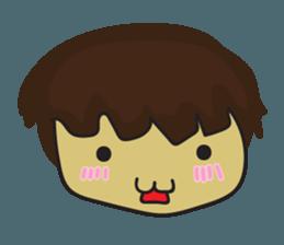 Nu cha Q Emotion sticker #12811235