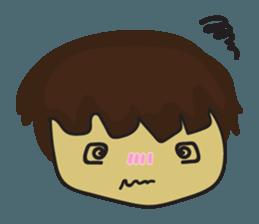 Nu cha Q Emotion sticker #12811240