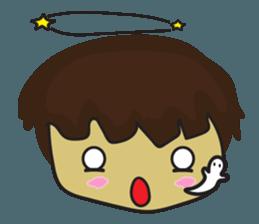 Nu cha Q Emotion sticker #12811241