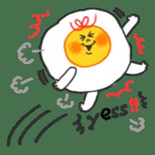 FRIED EGG sticker #12816349