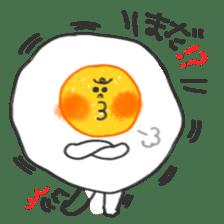 FRIED EGG sticker #12816359