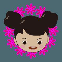 Q-ling sister