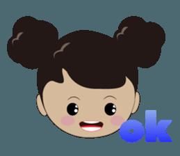 Q-ling sister sticker #12817321