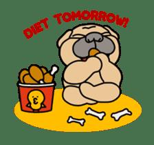Diet Duke sticker #12837750