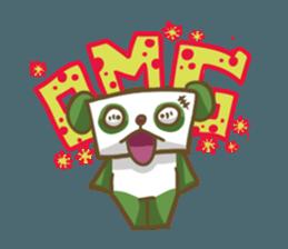 Miku and pano sticker #12839145