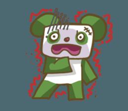 Miku and pano sticker #12839146