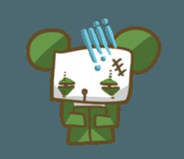 Miku and pano sticker #12839148