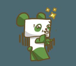 Miku and pano sticker #12839150