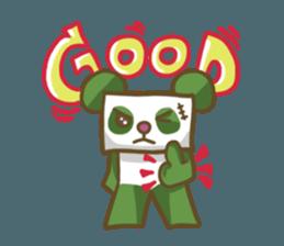 Miku and pano sticker #12839151
