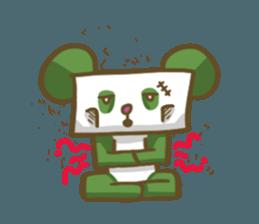 Miku and pano sticker #12839154