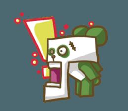 Miku and pano sticker #12839159