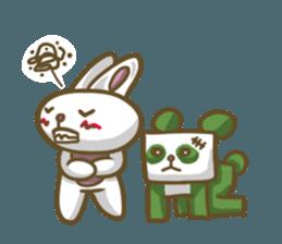 Miku and pano sticker #12839161