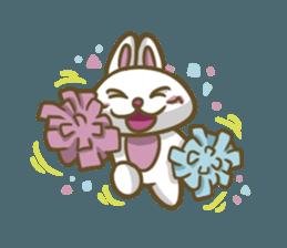 Miku and pano sticker #12839166