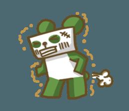Miku and pano sticker #12839168