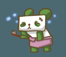 Miku and pano sticker #12839169
