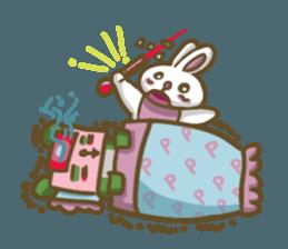 Miku and pano sticker #12839172
