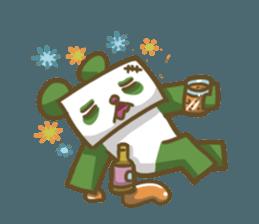 Miku and pano sticker #12839179