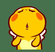 QooBee Agapi ~ ANIMATED Sticker02 sticker #12841887