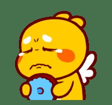 QooBee Agapi ~ ANIMATED Sticker02 sticker #12841888