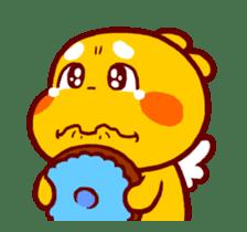 QooBee Agapi ~ ANIMATED Sticker02 sticker #12841894