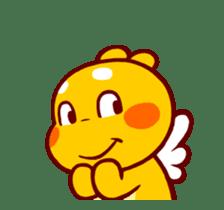 QooBee Agapi ~ ANIMATED Sticker02 sticker #12841896