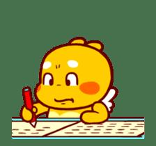 QooBee Agapi ~ ANIMATED Sticker02 sticker #12841897