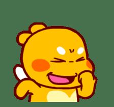 QooBee Agapi ~ ANIMATED Sticker02 sticker #12841899