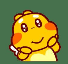 QooBee Agapi ~ ANIMATED Sticker02 sticker #12841900