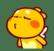QooBee Agapi ~ ANIMATED Sticker02 sticker #12841901