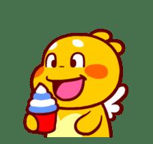 QooBee Agapi ~ ANIMATED Sticker02 sticker #12841904
